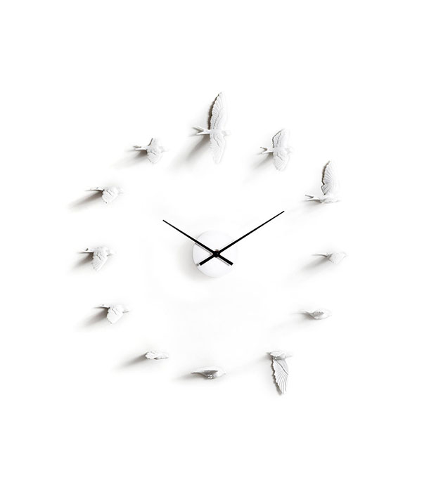 [HAO SHI] Hand Made Swallow X CLOCK